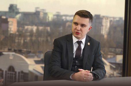 Дмитро Лазарєв розповів, як департамент адмінпослуг працює в період карантину