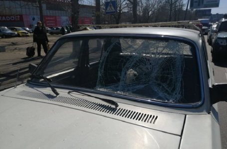 У Миколаєві «Волга» збила школяра біля автовокзалу