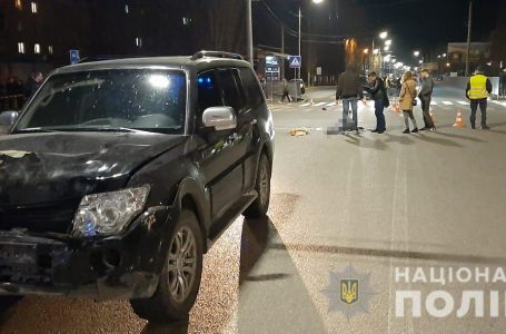 Слідчі затримали водія, який на смерть збив дівчину в Миколаєві