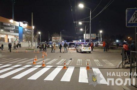 У Миколаєві на пішохідному переході позашляховик збив дівчину на смерть