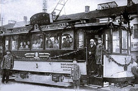 Миколаївські трамваї: історія