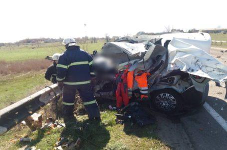 """Смертельна аварія сталась на трасі М-14 """"Одеса-Миколаїв"""""""