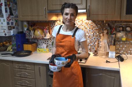 Авторський рецепт пісного горохового супу від Олени Дяченко