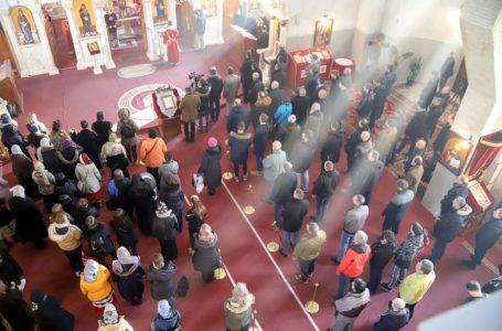 Близько 200 тисяч вірян в Україні відвідали церкви на Трійцю