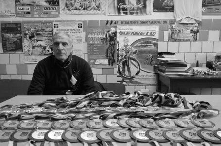 Пам'яті відомого українського тренера з велоспорту Євгена Штермера