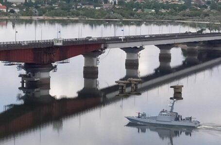 Військовий катер «Нікополь», який був у полоні РФ, відремонтували у Миколаєві