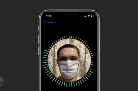 У iPhone додали функцію розпізнавання обличчя в масці