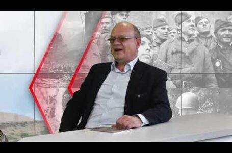 Краєзнавець Євген Парамонов розповів про дослідження історії Миколаєва окупаційного режиму