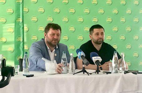 """Перша десятка """"Слуги народу"""" на місцевих виборах у Миколаївській області буде відома у найближчі тижні"""