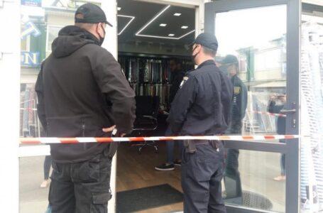 Стрілянина на одеському ринку: є поранені. Відео