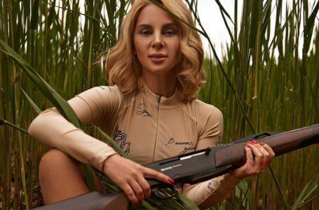 Власниця мисливського магазину Тетяна Яшкіна похизувалась вбитим оленем