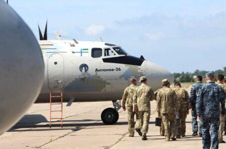 Морська авіаційна бригада провела командно-штабні навчання на Миколаївщині