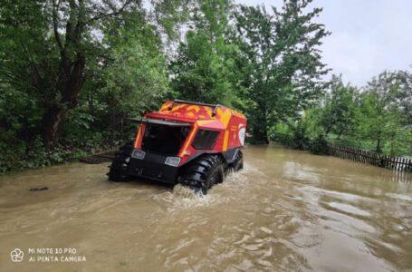 Паводки на заході України: підтоплені майже 200 населених пунктів у трьох областях