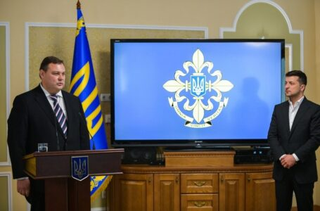 Зеленський представив нового голову Служби зовнішньої розвідки України