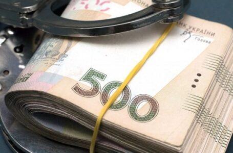 Проректора київського вишу піймали на хабарі в кількасот тисяч гривень