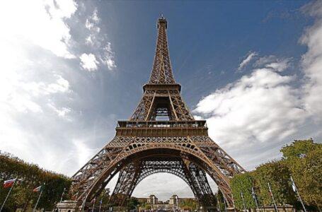 Ейфелеву вежу вперше відкриють за три місяці