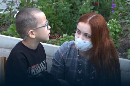 У центрі реабілітації «Цвєтік-Сєміцвєтік» відзначили День захисту дітей