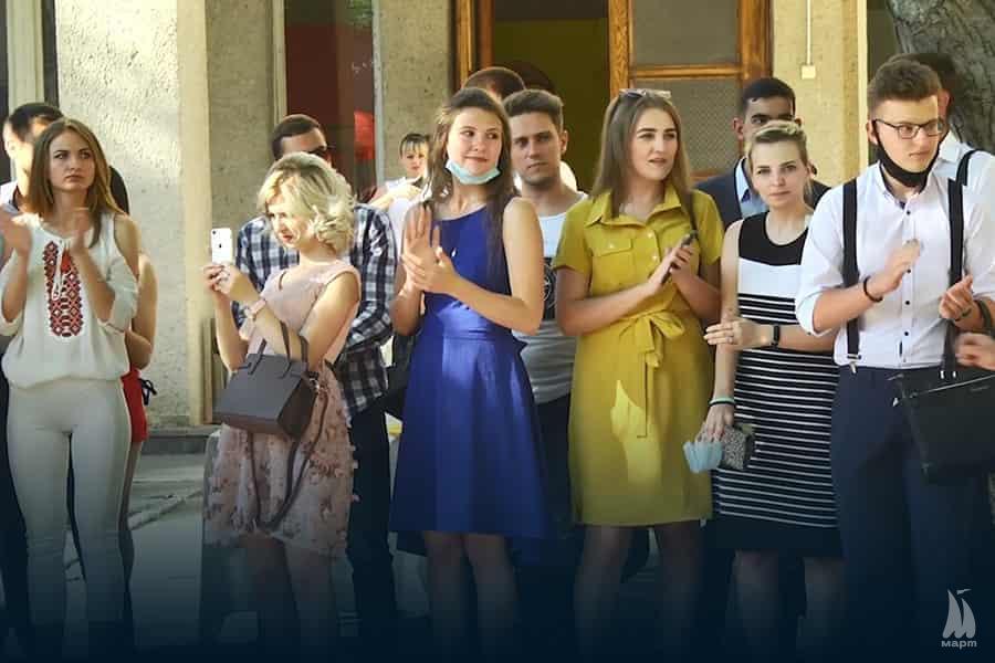 У міськраді відзначили активну молодь Миколаєва
