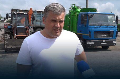 Уперше за часів Незалежності: у «Миколаївкомунтрансі» придбали сміттєвоз власним коштом