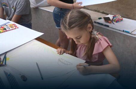 У краєзнавчому музеї відбувся конкурс малюнків «Врятуй солдатську долю від забуття»
