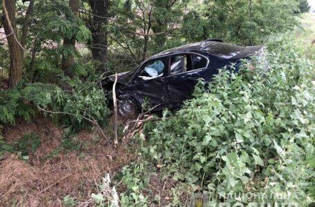 Аварія на трасі «Миколаїв – Херсон»: є постраждалі