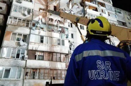 Внаслідок вибуху газу в київській багатоповерхівці загинули три особи