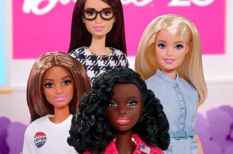 Mattel випустила «президентську» серію Barbie напередодні виборів в США