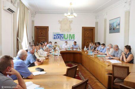 У міськраді Миколаєва обговорили питання наповнення та використання міського бюджету