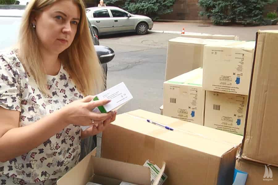 Миколаївські працівники соціальних служб отримали засоби індивідуального захисту