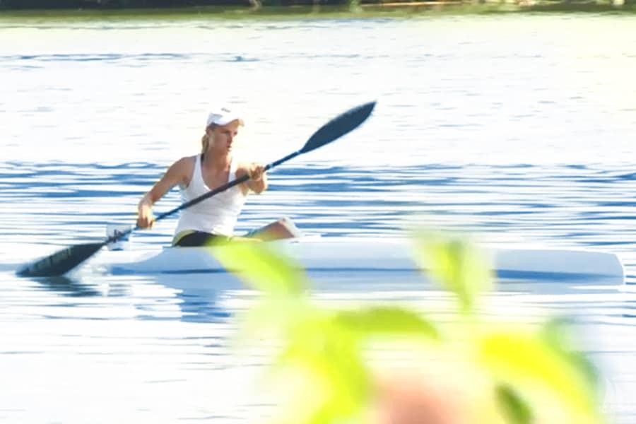 Боротьба за потрапляння у збірну на XVI чемпіонаті Миколаївської області з веслувальників на байдарках і каное