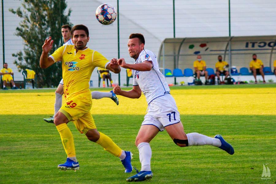 МФК Миколаїв не зміг перемогти лідера Першої ліги Інгулець