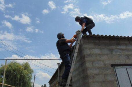 Українські рятувальники відновили 146 будинків мирних жителів у прифронтовій зоні на Донбасі