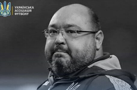 Від коронавірусу помер лікар національної збірної з футболу Антон Худаєв