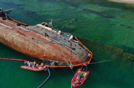 Ситуацію навколо танкера Delfi визнали, як НС