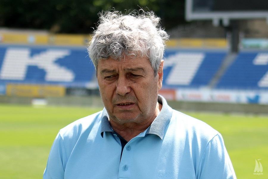 Мірча Луческу залишив київське Динамо: тренер пішов у відставку