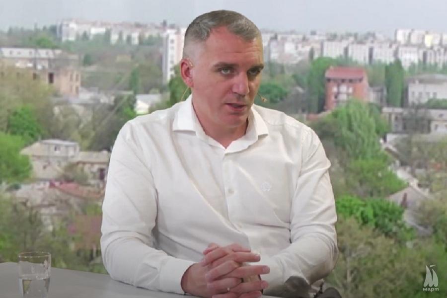 """Ідеологія нашої партії полягає у розвитку місцевого самоврядування, – Олександр Сєнкевич розповів про новостворену партію """"Пропозицію"""""""