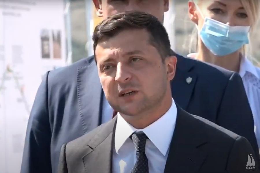 Зеленський назвав головні пріоритети свого президентства
