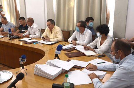 Члени виконкому скликали позачергове засідання заради питань щодо МАФів і провалили голосування
