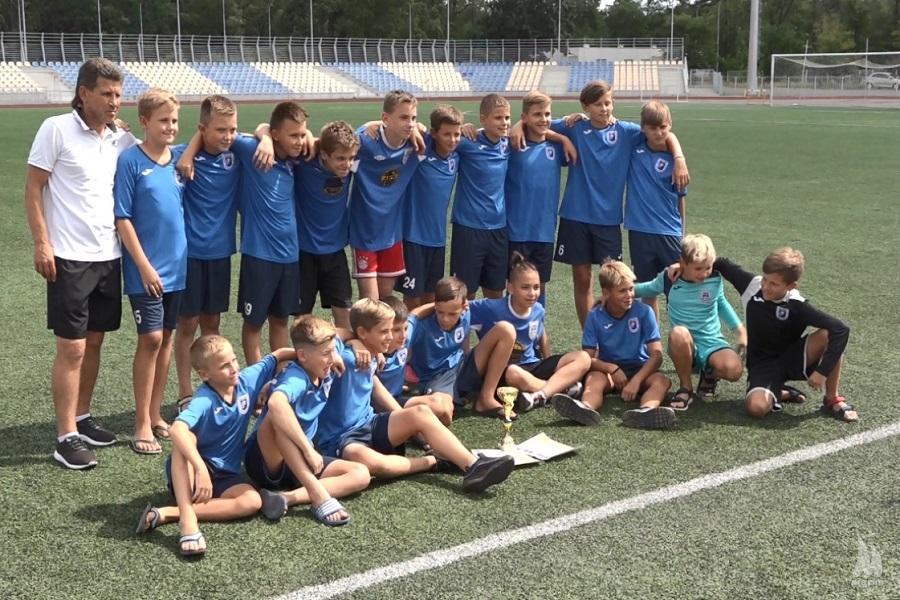 У Миколаєві відбувся футбольний турнір пам'яті Анатолія Норова
