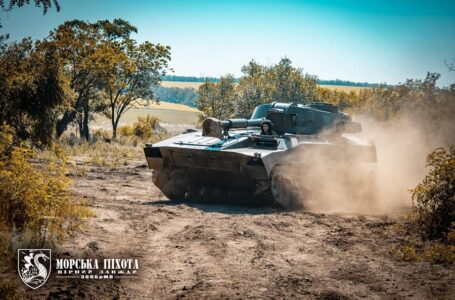 Миколаївські морпіхи посіли призові місця в змаганнях на кращий артилерійський розрахунок