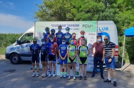 Миколаївські велосипедисти здобули 37 медалей на командному чемпіонаті України