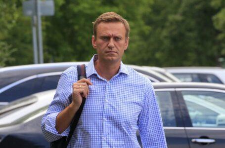 Російського опозиціонера Навального вивели з коми