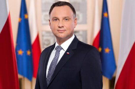Дуда вдруге приніс присягу президента Польщі