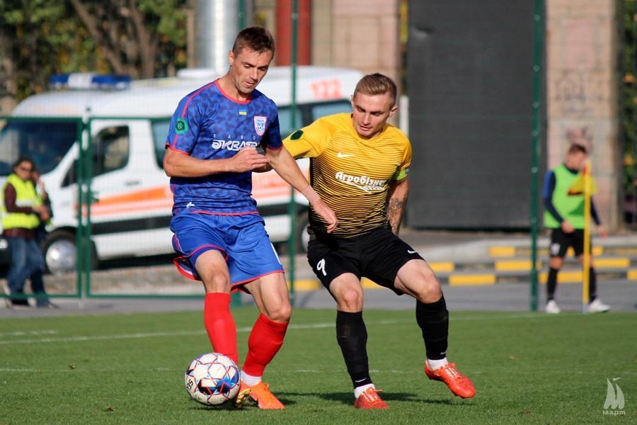 МФК Миколаїв у скандальному матчі не втримав перемогу над Агробізнесом
