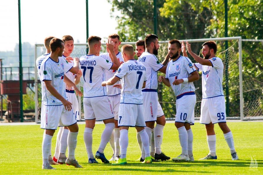 МФК Миколаїв у стартовому матчі Першої ліги переграв Кристал