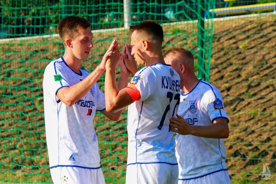 МФК Миколаїв вийшов у 1/16 фіналу Кубка України, перегравши Чорноморець