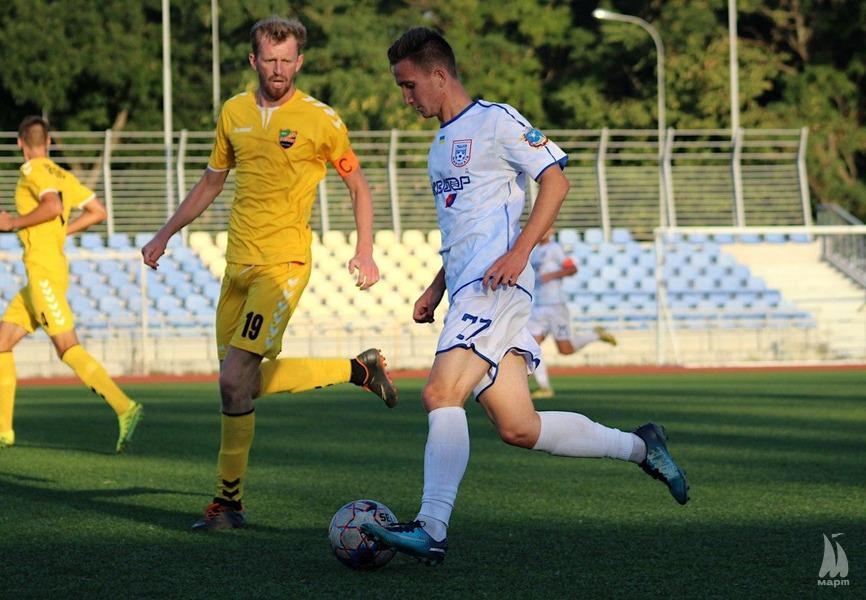 Два гравці МФК Миколаїв-2 покинуть клуб