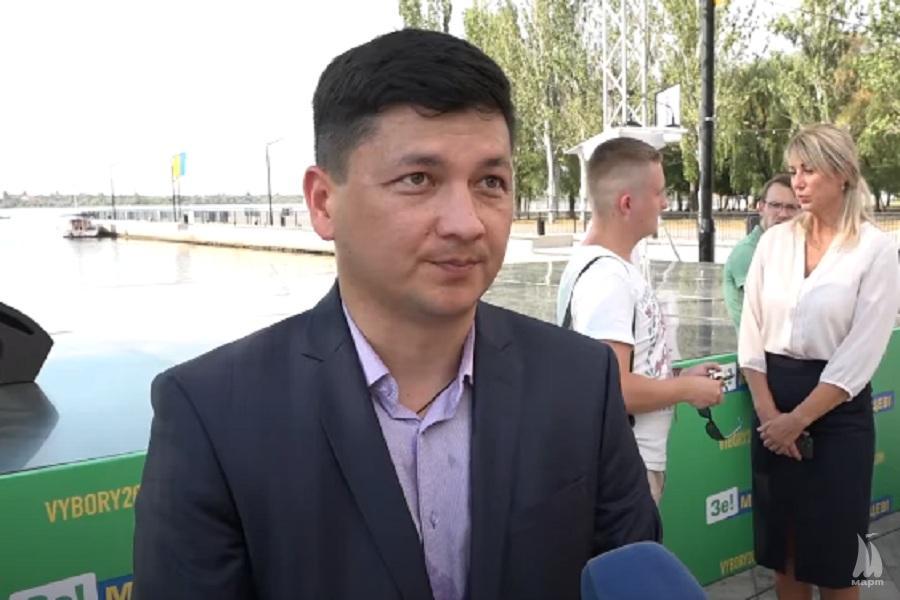 Кабмін призначив на посаду керівника Миколаївської ОДА Віталія Кіма