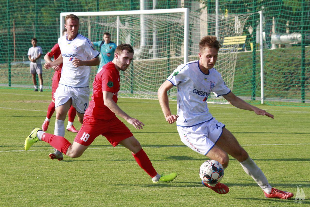 МФК Миколаїв у більшості зіграв внічию з Металургом