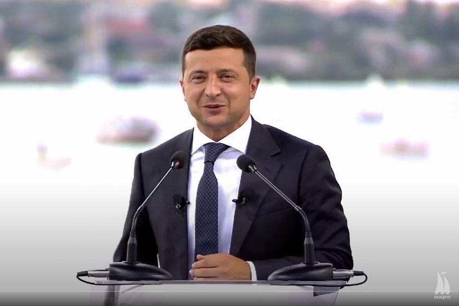 Президент Зеленський відвідає миколаївський полігон «Широкий Лан»